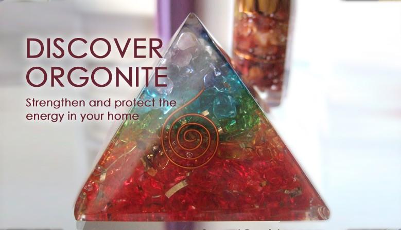 Discover Orgonite